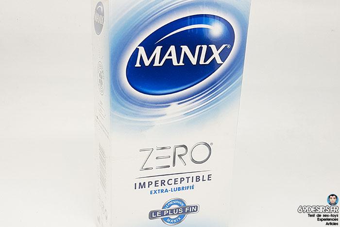 préservatifs manix zero - 1