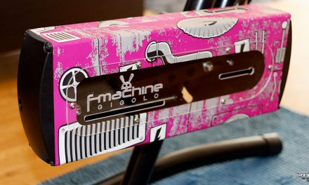 Test de la Fuck Machine Gigolo Pink de F-Machine