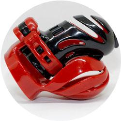 accessoires bdsm - cage Nopacha