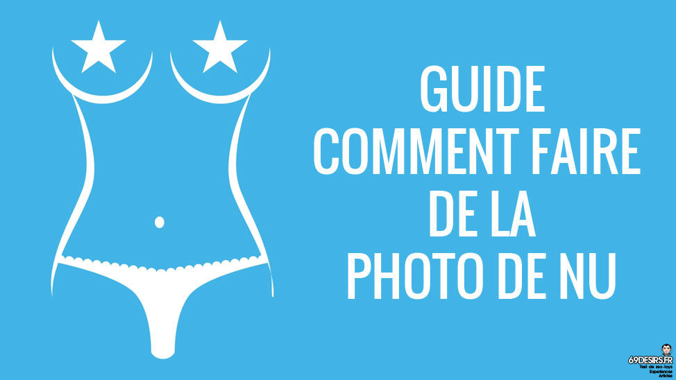 guide pour faire de la photo de nu - header