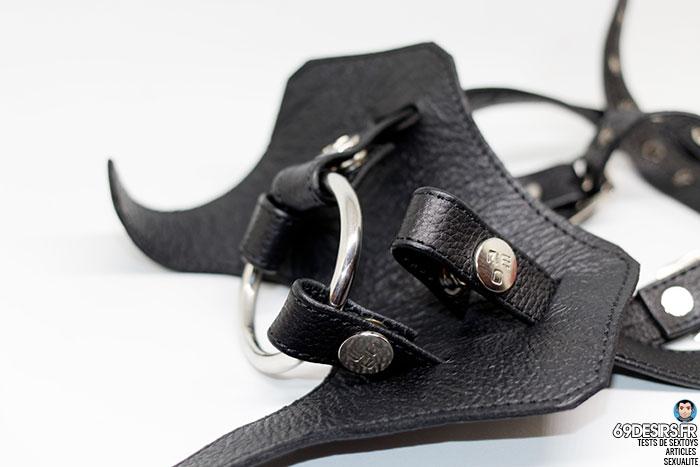 harnais gode ceinture de chasteté meo - 11