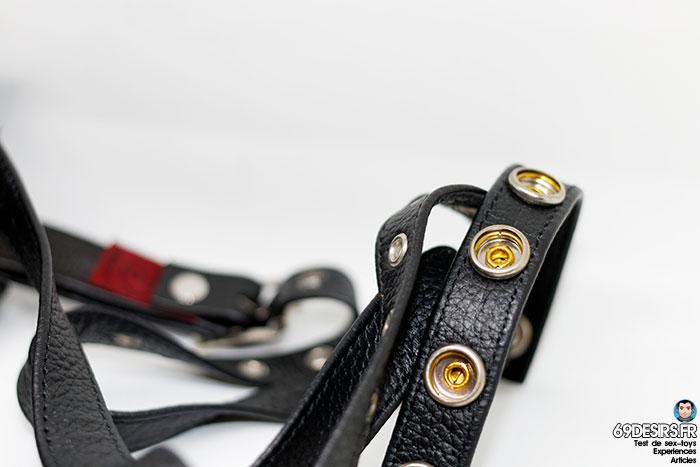 harnais gode ceinture de chasteté meo - 8