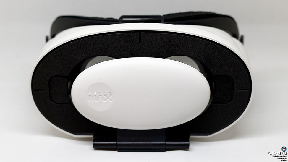 Test du casque SENSE VR