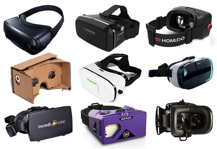 matériel pour VR porn