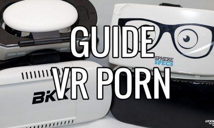Guide sur le porno VR ou VR Porn