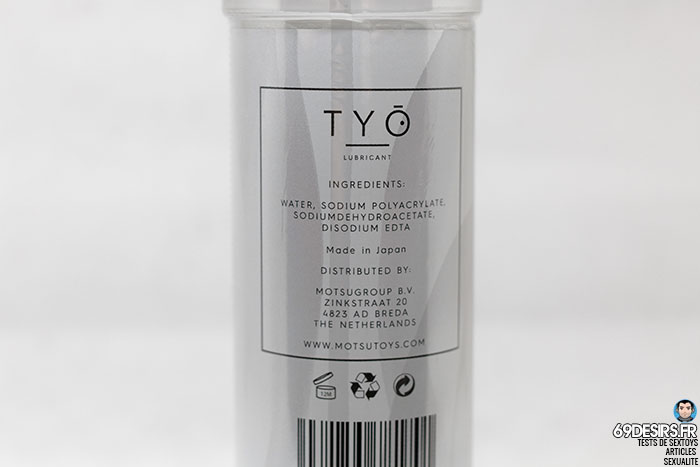 lubrifiant tyo - 5