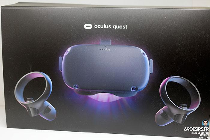 tuto casque oculus quest - 1