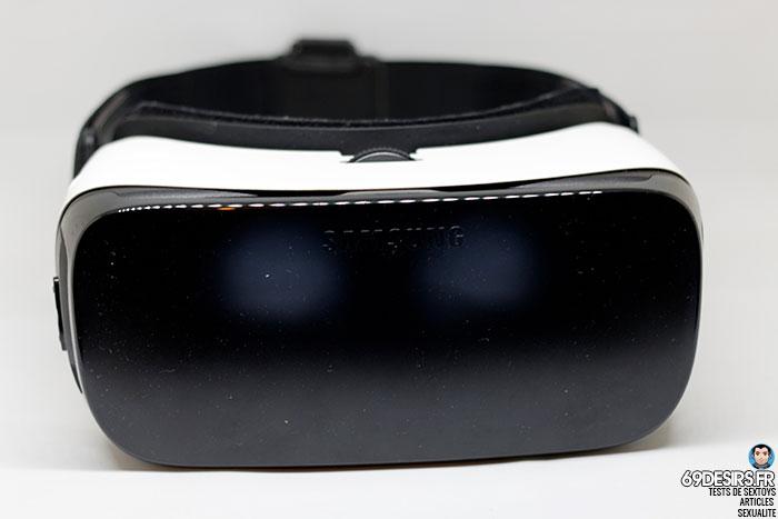 tuto casque samsung gear VR - 1
