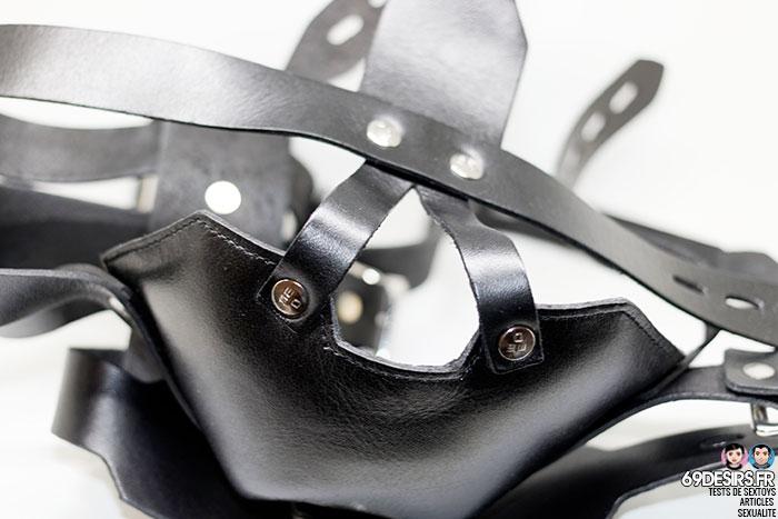 harnais de tête verrouillable - 11