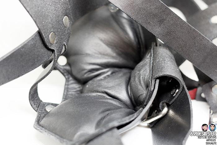 harnais de tête verrouillable - 6