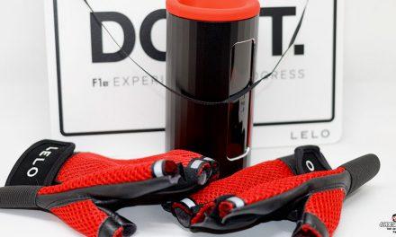 Test du masturbateur Lelo F1s Developer's Kit Red