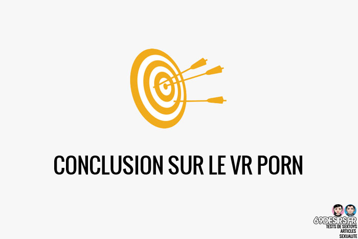 VR Porn - conclusion