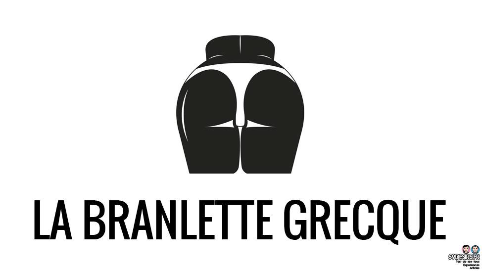 Comment faire une branlette grecque ?