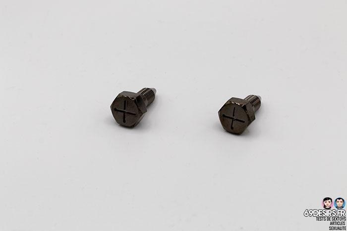pinces à seins magnétiques tom of finland - 2