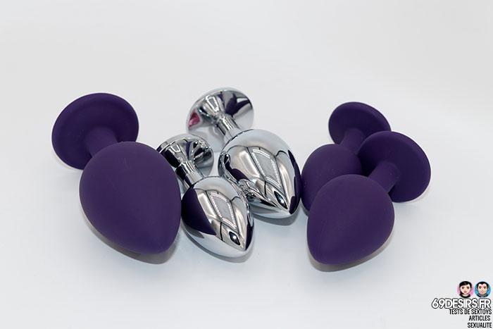 plug anal métallique lovehoney - 15