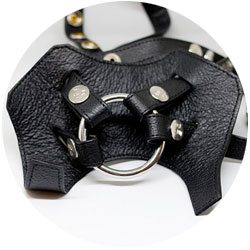 harnais pour cages - accessoires bdsm