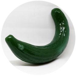 top sextoy - gode concombre