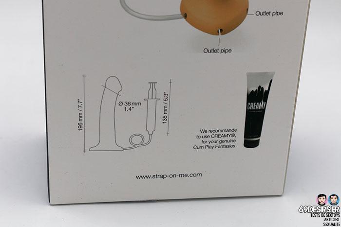 dildo éjaculateur strap-on me - 4