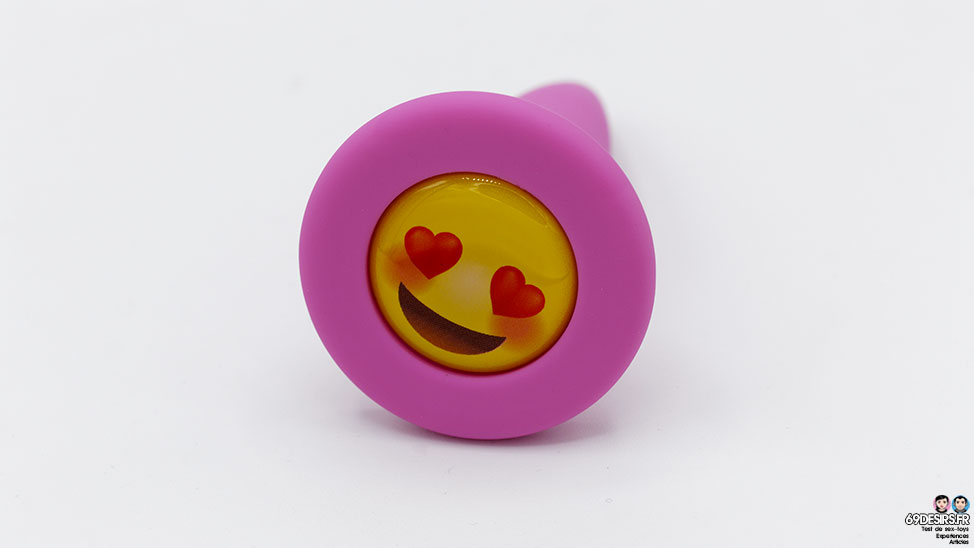 Test du plug Mojis ILY de NS Novelties