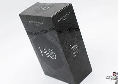 Anneau vibrant HIÖ de Black Edition - 2