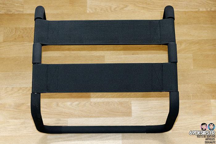 chaise de position bondage boutique - 10