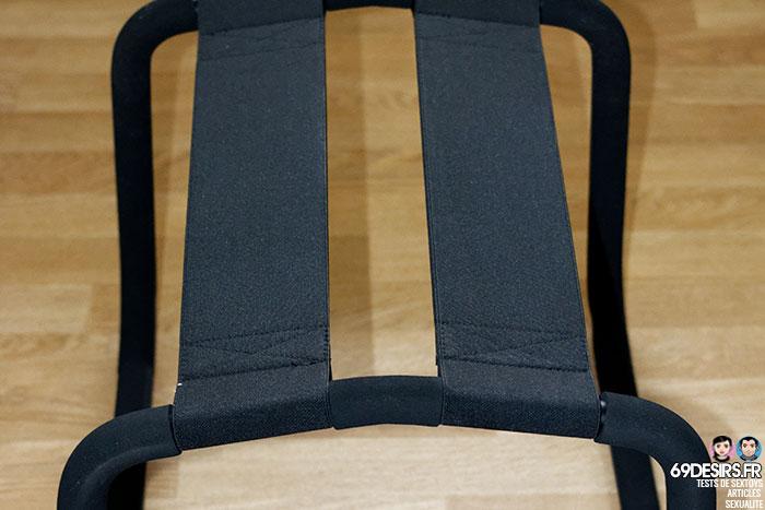 chaise de position bondage boutique - 15