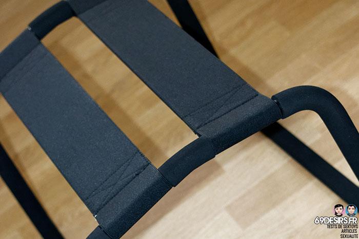 chaise de position bondage boutique - 16