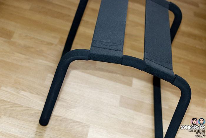 chaise de position bondage boutique - 17