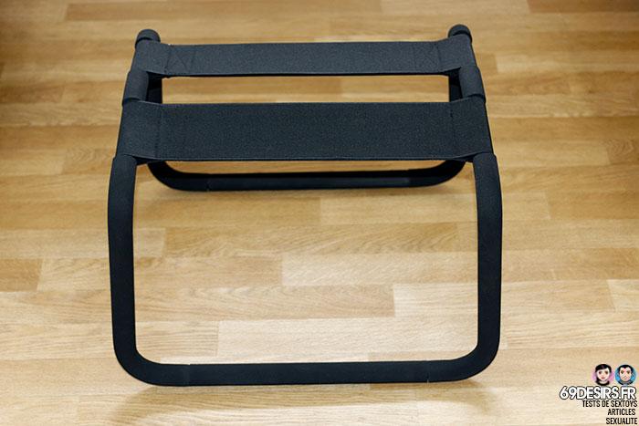 chaise de position bondage boutique - 3
