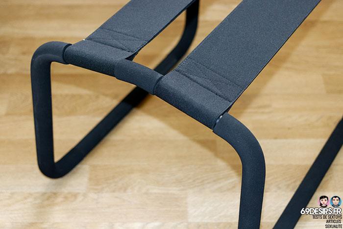chaise de position bondage boutique - 4