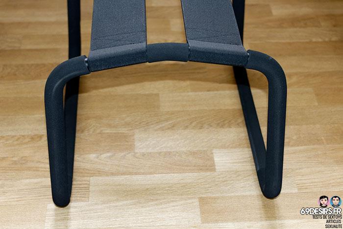 chaise de position bondage boutique - 6