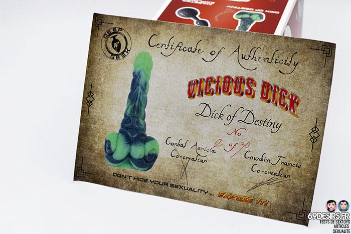 gode Dick of Destiny Deep N' Geek - 7