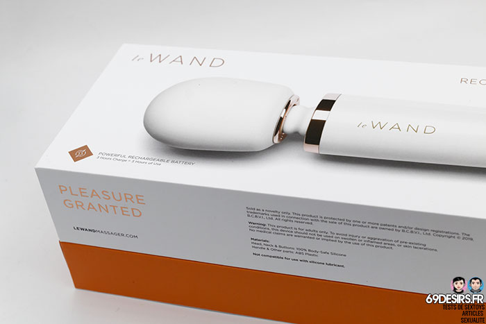 Le Wand Massager - 1