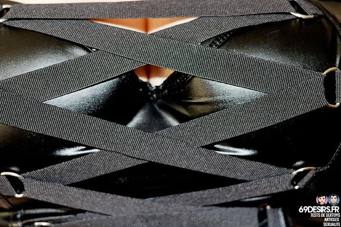 soutien-gorge demi-corset Fierce - 1