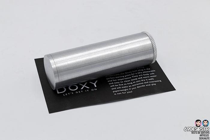 Plug anal Doxy - 3